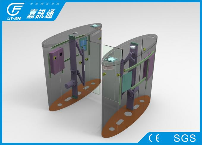 Commercial Building Electronic Turnstile Gates Control Baord For Office Exit Control