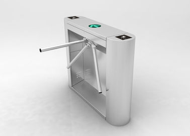 China RFID Access Control Full Automatic Mechanism Tripod Turnstile supplier