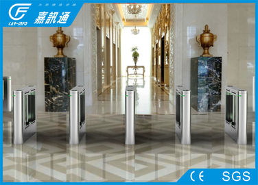 China Brushless Speed Gate Turnstile  Biometric Access Control supplier