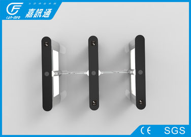 China IR Sensors Pedestrian Security Gate , Entrance Automatic Turnstiles  For Theme Park supplier