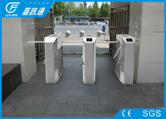 China Face Recognition Vertical Tripod Turnstile ID Intergrate Access Control System 3000000 Cycle supplier