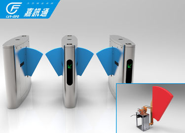 China Comercial Office Security Gates , Smart Speed Automatic Systems Turnstiles supplier