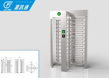China Commercial Football Stadium Turnstiles Fault Detection , Customizedc Rotating Entrance Gate supplier