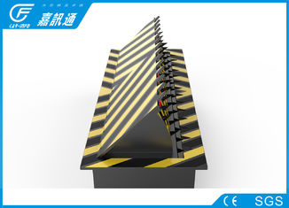 China Automatic Vehicle Hydraulic Road Blocker Anti - Terrorist 3~6 Seconds Up Down Time supplier