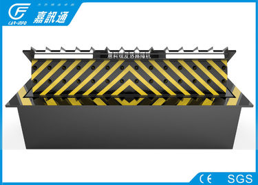 China Hotel Entrance Control Traffic Hydraulic Road Barriers Public Security Control supplier